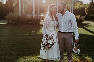 ... und geheiratet (Fotos: privat)