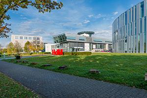 Alle Lehrveranstaltungen finden auf dem Campus in Stuttgart Vaihingen statt