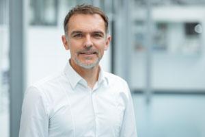 Prof. Dr. Uwe Eisenbeis ist ab März 2020 neuer Studiendekan des Studiengangs Medienwirtschaft an der HdM, Foto: Florian Müller