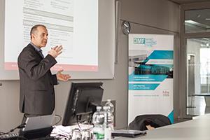 Prof. Dr. Arno Hitzges, wissenschaftlicher Leiter des Digital Marketing Forums