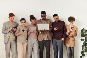 "Smartphones entwickeln sich zu den ""Mini-Me's"" unserer Selbst. Foto: Pexels.com"