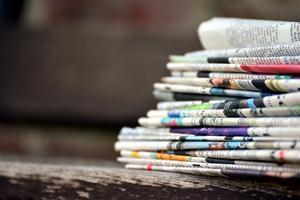 Der Rückgang im Printmarkt bleibt im ersten Quartal 2020 stabil.