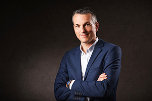 Hochschulratsvorsitzender der HdM und IBM Fellow: Andreas Bieswanger (Foto: IBM)