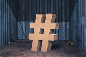 Der Hashtag ist aus den sozialen Medien nicht mehr weg zu denken, Foto: Unsplash.com