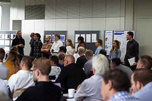 Anregungen und Input rund um SharePoint, Office 365 und MS Teams gibt es beim Stuttgarter SharePointForum (Foto: Jens Gäbeler)