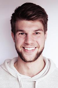 Tobias Schmutzler lebt für den Film (Foto: privat)