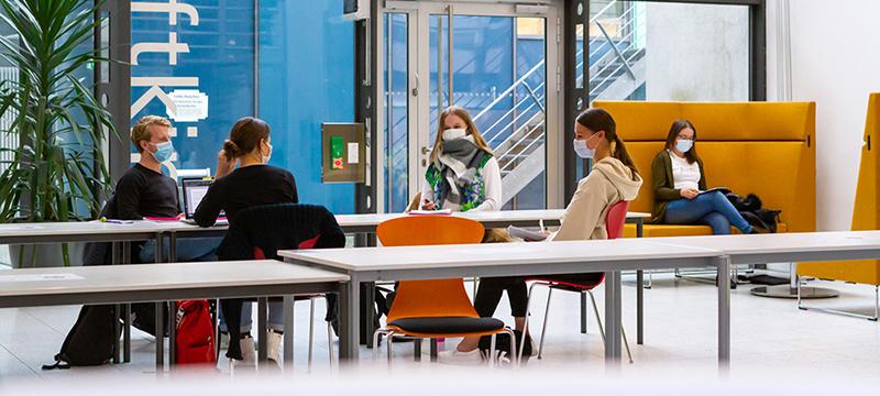 Zum Wintersemester 2020/2021 sind alle Studienplätze an der HdM belegt.
