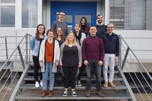 Das Team von Speckel - Zur Detailansicht