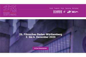 Auch die Events im Rahmen der Filmschau finden online statt (Bild: Screenshot)
