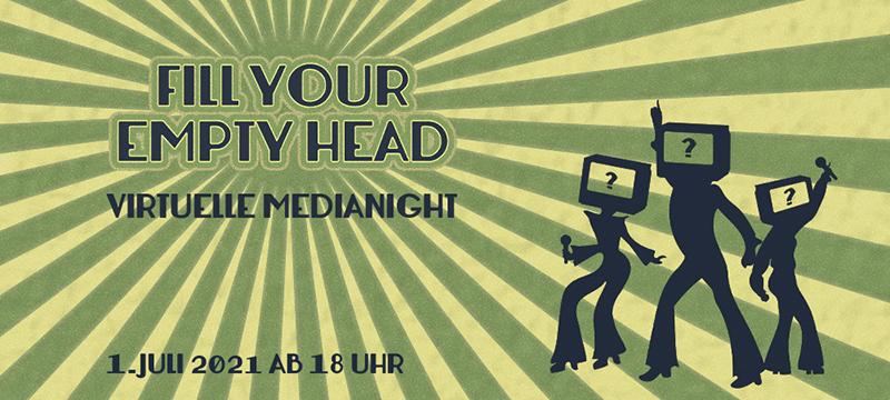 Gäste sind herzlich eingeladen zur dritten virtuellen MediaNight der HdM