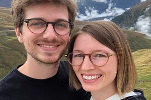 Timo und Katharina Clasen (Foto: privat)