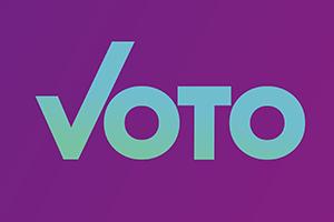 VOTO ist als App und im Webbrowser nutzbar (Foto/Logo: VOTO)