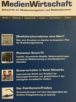 Smart-TV: ein Thema in der Zeitschrift