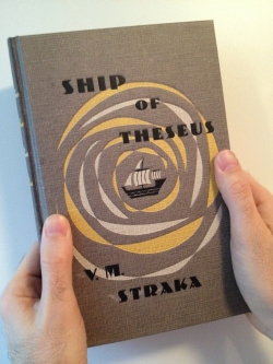 'Ship of Theseus' von 'V. M. Straka', als