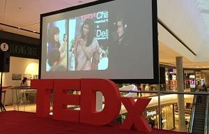 Der 1. TEDxStuttgartSalon fand am 28. März 2017 im Einkaufszentrum