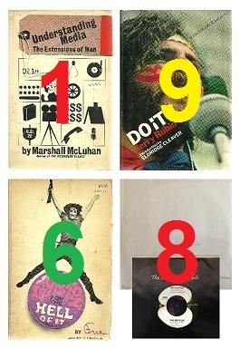 McLuhan, Rubin, Hoffman und die Beatles: Dokumente einer 'Revolution' - oder zumindest eines epistemologischen Wandels um 1968 (Collage/Bearbeitung: Oliver Zöllner)