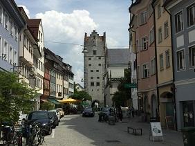 Gänzlich unberührt von '1968' präsentiert sich die Altstadt von Ravensburg (Foto: Oliver Zöllner).