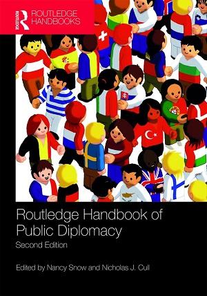 Die zweite Auflage des Routledge Handbook of Public Diplomacy, hrsg. von Nancy Snow und Nicholas J. Cull (Bildvorlage: Routledge/Taylor & Francis).
