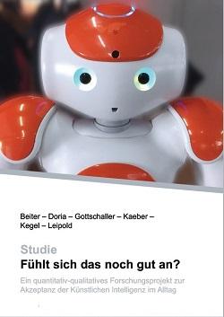 Die Studie 'Fühlt sich das noch gut an?' ist 2020 als E-Book erschienen (Covergestaltung: Jana Kegel; Foto: Oliver Zöllner). Das Bild zeigt nicht Alexa, aber verdeutlicht die Argumentation.