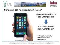 Für viele Menschen ist WhatsApp ein Management-Tool für ihren Alltag - und ein Herrschaftsmittel (Bild: Oliver Zöllner).