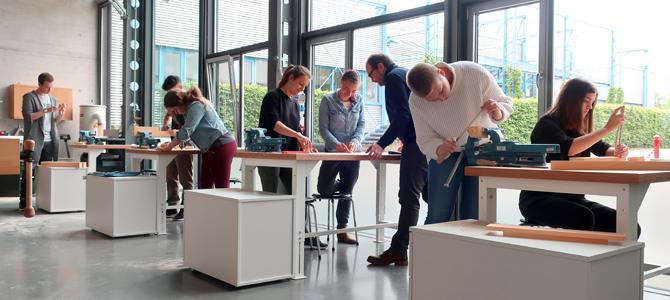 Bachelorstudieng nge hochschule der medien hdm for Integriertes produktdesign