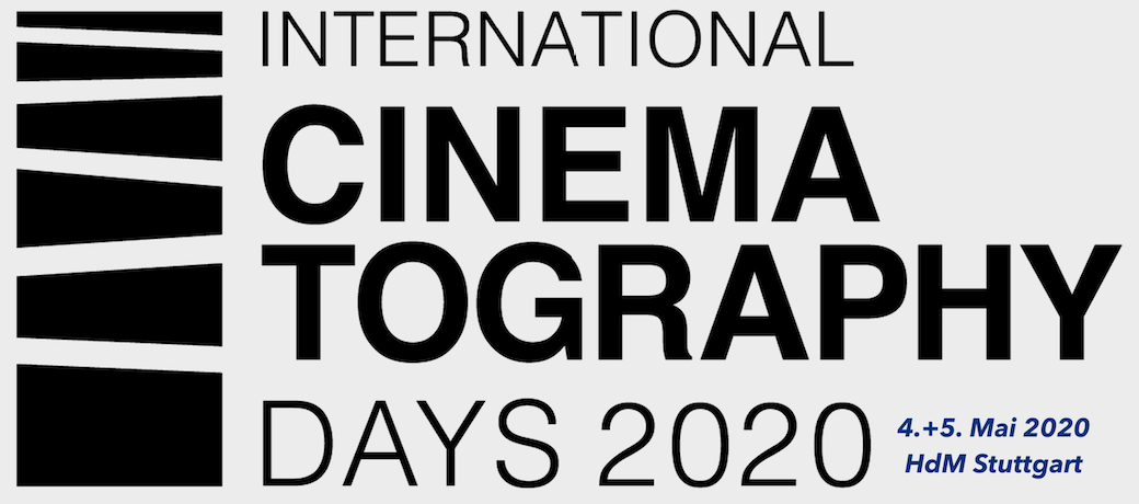 International Cinematography Days 2020 border=