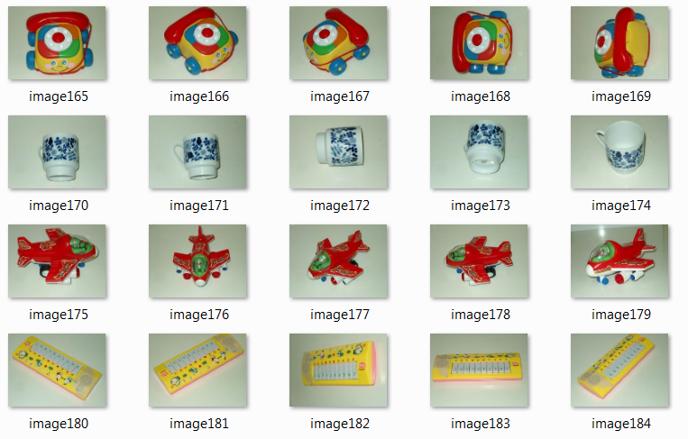 Specific Object Recognition based on 3-dimensional color ...